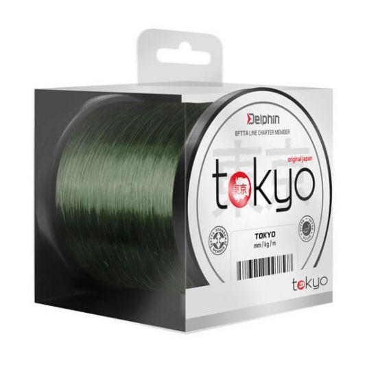 fir monofilament delphin tokyo verde 0286mm14lbs1200m