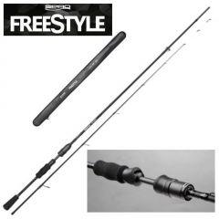 Lanseta Spro FreeStyle Jig Spin 30 2.40m/5-20g