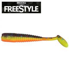 Shad Spro Freestyle 3.7cm, culoare Camo Perch