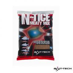 Nada Bait-Tech N-Tice Meaty Mix Groundbait 2kg