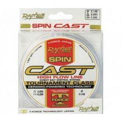 Fir monofilament Rapture Spin Cast 0,165mm/3,80kg/150m
