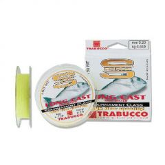 Fir monofilament Trabucco S-Force Long Cast Salt Water 0.20mm/5.55kg/300m