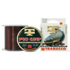 Fir monofilament Trabucco T-Force Pro Carp 0.35mm/15.80kg/300m