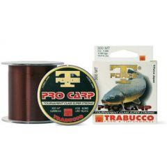 Fir monofilament Trabucco T-Force Pro Carp 0.40mm/21.15kg/300m