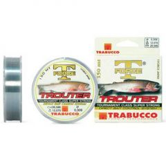 Fir monofilament Trabucco T-Force Trouter O.20mm/150m