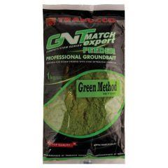 Nada Trabucco GNT Match Expert Feeder Green Method 1kg