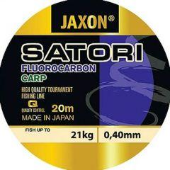 Fir fluorocarbon Jaxon Satori Carp 0.50mm/30kg/20m
