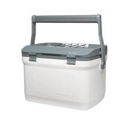 Easy Carry Outdoor Cooler 15.1L, Polar White