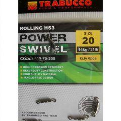 Varteje Trabucco Power Swivel HS3 Triple nr.18