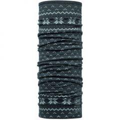 Bandana Buff Lightweight Wool Dyed Stripes Floki