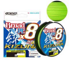 Fir textil Owner Kizuna X8 0.17mm/9.20kg/135m