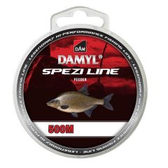 Fir Monofilament DAM Damyl Spezi Line Feeder 0.25mm/5.60kg/500m