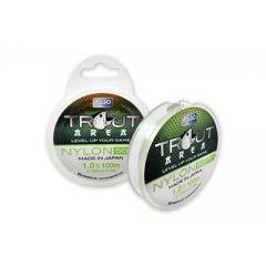 Fir monofilament Asso Trout Area Nylon Soft 0.165mm/2.26kg/100m