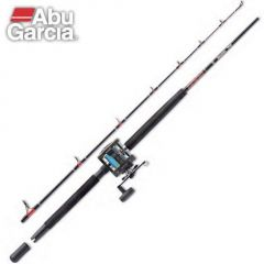 Kit Abu Garcia Muscle Tip MT602SWH/GT345 RH Boat