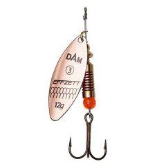 Rotativa D.A.M Effzett Predator 4g, Copper