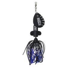 Lingura rotativa Madcat A-Static Screaming Spinner, Culoare Black Devil, 65g