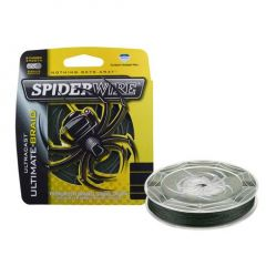 Fir textil Spiderwire Ultracast Lo-Vis Green New 0,12mm/9,1kg/110m