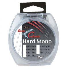 Fir monofilament Iron Claw Hard Mono 0.40mm/12.55kg/25m