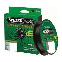 Fir Textil Spiderwire Stealth Smooth 8 Moss Green 0.23mm/23.6kg/150m
