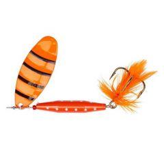 Lingura rotativa Abu Garcia Reflex Red 4.5cm/7g Culoare Orange