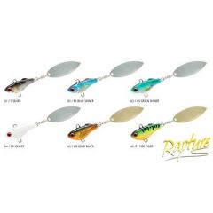 Spintail Rapture Chibi Asp Spin N Jig S 3.3cm/14g, culoare GS