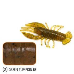 Creatura Rapture Crayfish 5.3cm, culoare Green Pumpkin BF
