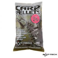 Pelete Bait-Tech Halibut Carp Feeder Pellets 4mm/2kg