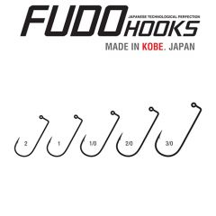 Carlige Fudo Jig EXH Nr.2/0 - Bulk