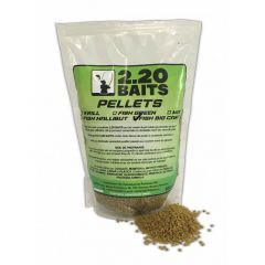 Pelete 2.20 Baits Pellets Big Fish Carp 2mm 800g