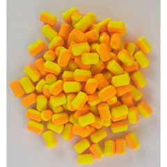 Boilies 220 Baits Pop-up 6mm Pineaplle Orange