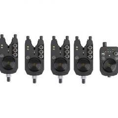 Set 4 avertizori + receiver Prologic
