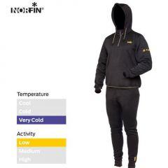 Costum Norfin Cosy Line Black, marime L