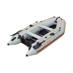 Barca gonflabila Kolibri KM-300D Aluminium Gri