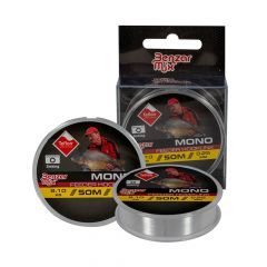 Fir monofilament Benzar Mono Feeder Hooklink 0.25mm/50m/0/10kg
