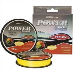 Fir EnergoTeam Power Braid Teflon 0.35mm/31.5kg/150m