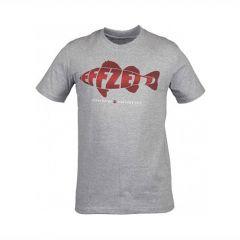 Tricou DAM Effzett Pure T-Shirt Hypnotizing Fish XL