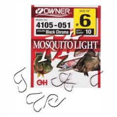 Carlige Owner 4105  Mosquito Light  nr.10