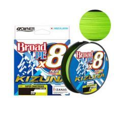 Fir textil Owner Kizuna X8 Broad 0.42mm/270m