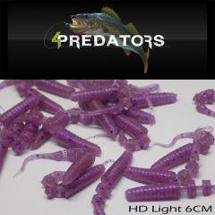 Grub 4Predators HD Light Standard 6cm, culoare S031