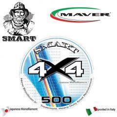 Fir monofilament Maver Extreme 4x4 0,215mm/3,5kg/500m