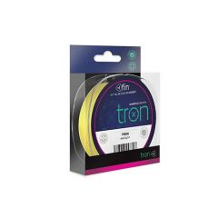 Fir textil Delphin Tron Fluo Yellow 0.05mm/2.25kg/130m