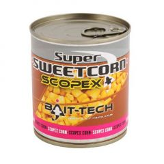 Porumb Bait-Tech Super Sweetcorn Scopex 300g