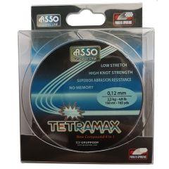 Fir monofilament Asso Tetramax Pink 0.26mm/9.8kg/150m