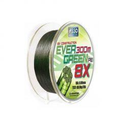 Fir textil Asso Evergreen PE 8X Green 0.43m/43.6kg/130m