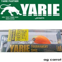 Vobler Yarie-Jespa Gorbie 3.5cm/3.4g, culoare AG Carrot