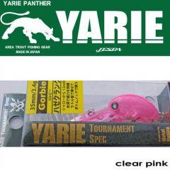 Vobler Yarie-Jespa Gorbie 3.5cm/3.4g, culoare Clear Pink
