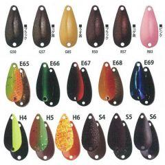 Lingura oscilanta Yarie-Jespa Ringo Midi 2g, culoare E67
