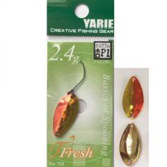 Lingura oscilanta Yarie-Jespa T-Fresh 2g, culoare P1