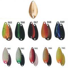 Lingura oscilanta Yarie-Jespa T-Fresh 2.4g, culoare YM1