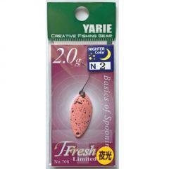 Lingura oscilanta Yarie-Jespa T-Fresh 2g, culoare N2